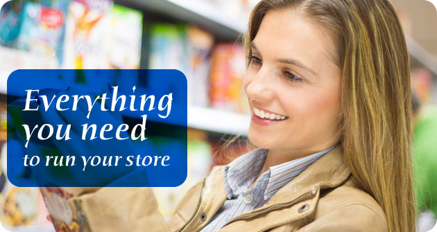 Everything you need to run your store